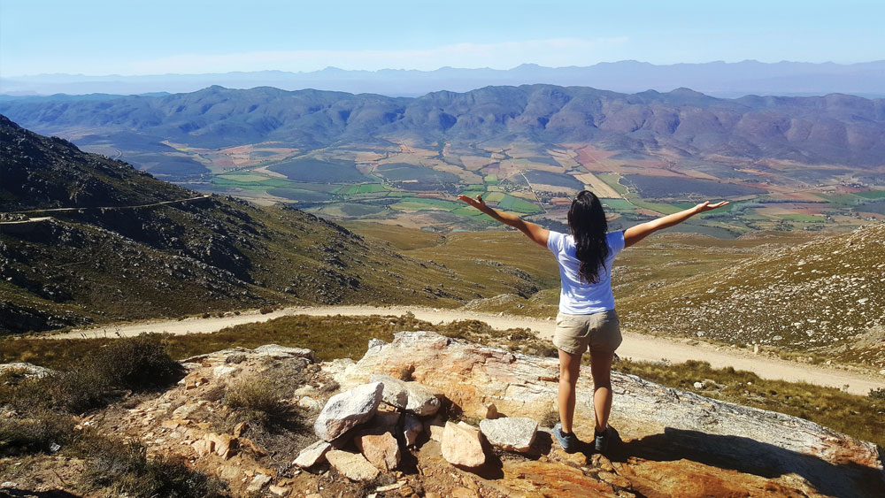 A masterpiece called 'The Swartberg Mountains'